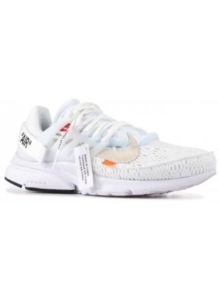 Nike Air Presto x Off White ( White - Белые)