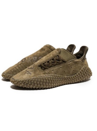Кроссовки Adidas Kamanda x Neighborhood Olive