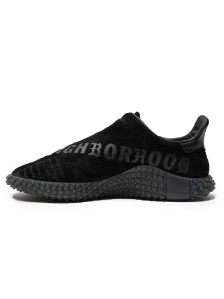 Кроссовки Adidas Kamanda x Neighborhood Black