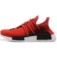 Кроссовки Pharrell Williams x Adidas NMD Human Race Red