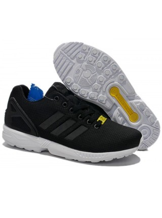Кроссовки Adidas ZX Flux Black/White