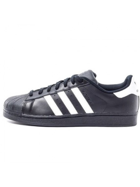 Кроссовки Adidas Originals Superstar Black/White