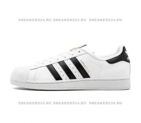 Кроссовки Adidas Originals Superstar White/Black