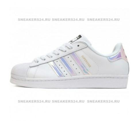 Кроссовки Adidas SuperStar White Magic