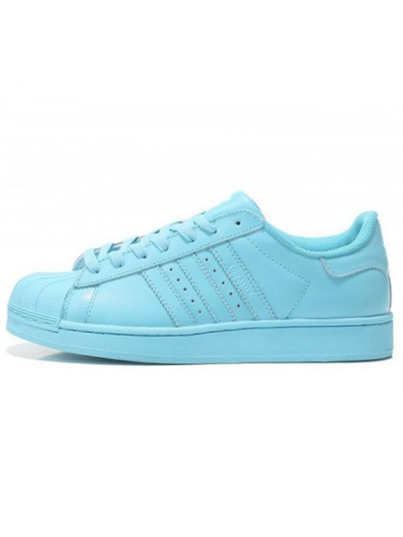 Кроссовки Adidas SuperStar Sky Blue