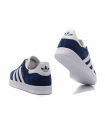 Кроссовки Adidas Gazelle Dark Blue