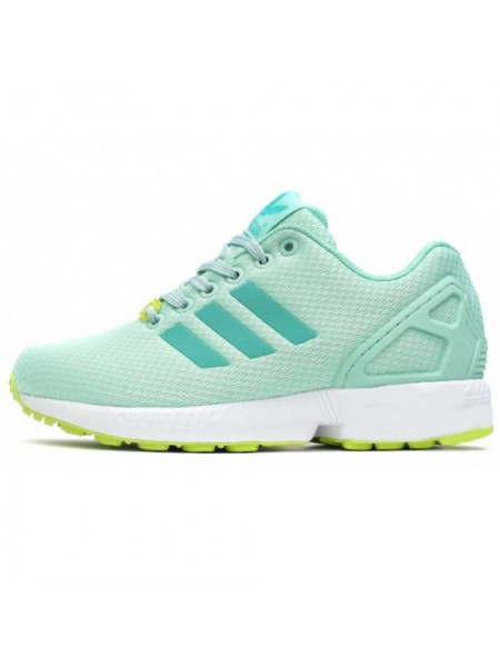 Кроссовки Adidas ZX Flux Light Mint