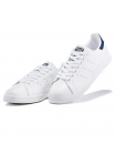 Кроссовки Adidas Stan Smith White/Deep Blue