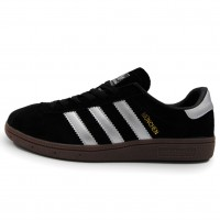 Кроссовки Adidas Munchen Core Black/Grey