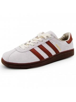 Кроссовки Adidas Munchen Gray/Brown