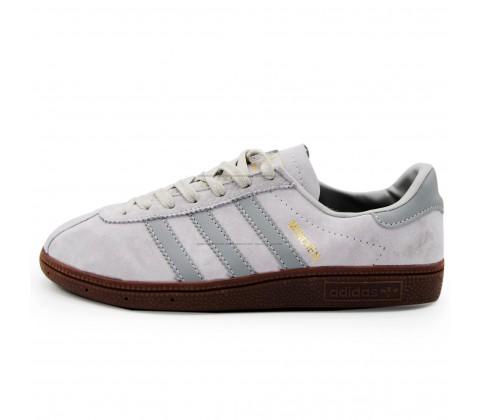 Кроссовки Adidas Munchen Gray