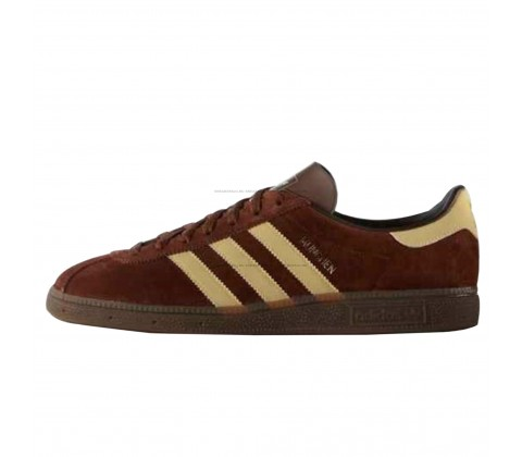 Кроссовки Adidas Munchen Brown Sand