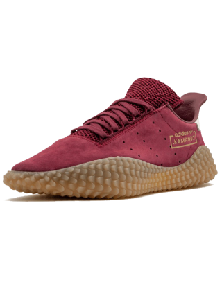 Кроссовки Adidas Kamanda Burgundy