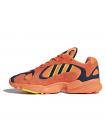 Кроссовки Adidas Yung-1 Orange