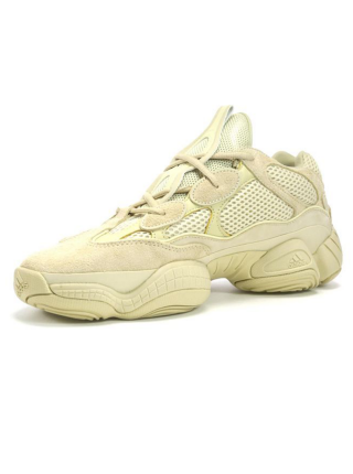 Кроссовки  Adidas Yeezy Boost 500 Desert Rat/Super Moon Yellow