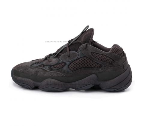 Кроссовки Adidas Yeezy Boost 500 Shadow Black