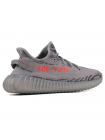Кроссовки Adidas Yeezy Boost 350 V2 Boost Grey/Orange