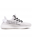 Кроссовки Adidas Yeezy Boost 350 V2 Custom X Off White White