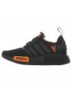 Кроссовки Adidas NMD XR1 x Vlone Black/Orange