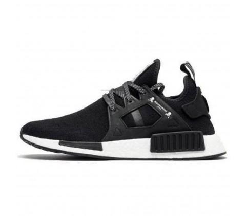 Кроссовки Adidas x Mastermind Japan NMD XR1 Black