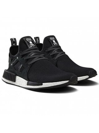 Кроссовки Adidas x Mastermind Japan NMD XR1 Black