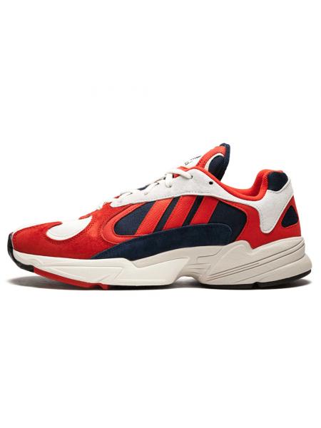 Кроссовки Adidas Yung-1 Red