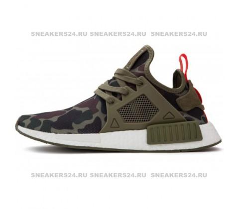 Кроссовки Adidas NMD_XR1 Green