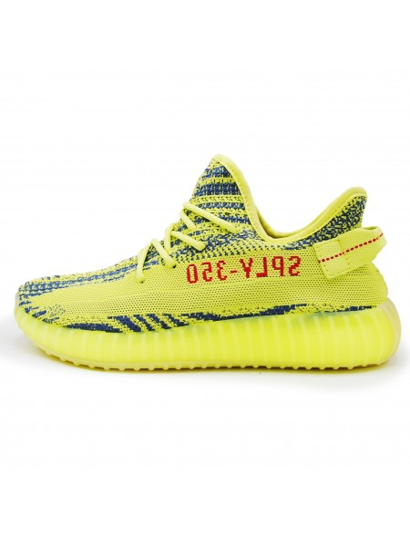 Кроссовки Adidas Yeezy Boost Sply 350 V2 Yellow/Grey