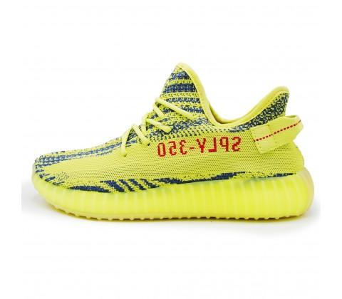 Кроссовки Adidas Yeezy Boost Sply 350 V2 Yellow/Grey