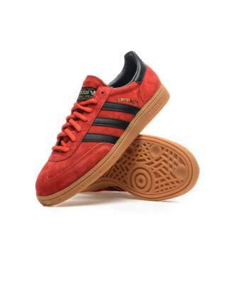 Кроссовки Adidas Spezial Red/Black