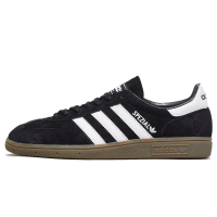 Кроссовки Adidas Spezial Dark Black/White