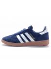 Кроссовки Adidas Spezial Dark Blue/White