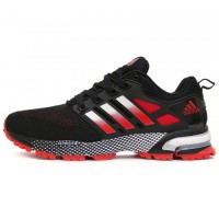Кроссовки Adidas Marathon TR 13 Dark Red/White