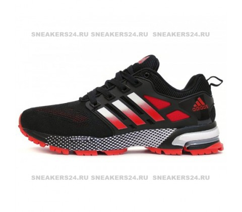 Кроссовки Adidas Marathon TR 13 Dark Red/White