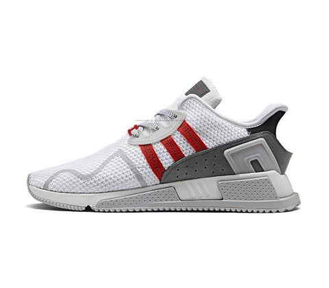 Кроссовки Adidas EQT Cushion ADV White/Grey/Red