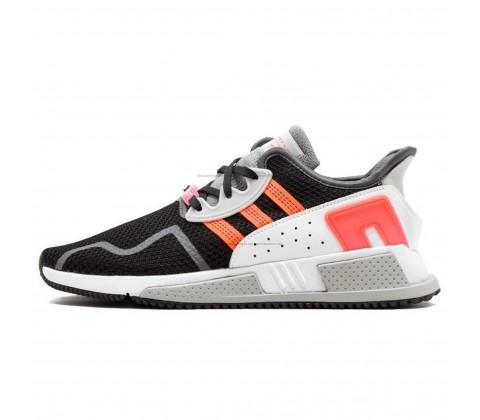 Кроссовки Adidas EQT Cushion ADV Black/White/Orange