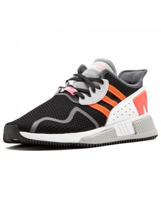 Кроссовки Adidas EQT Cushion ADV Black/White/Orange