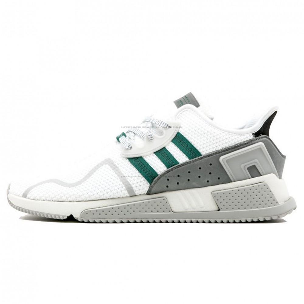 Кроссовки Adidas EQT Cushion ADV WhiteGreyGreen