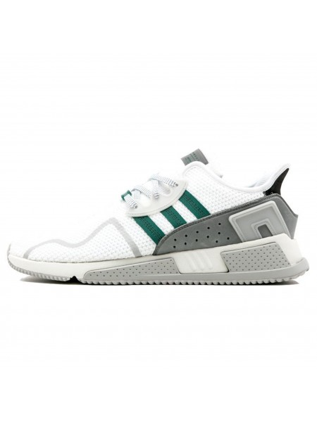 Кроссовки Adidas EQT Cushion ADV White/Grey/Green