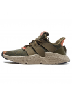 Кроссовки Adidas Prophere Trace Olive/Solar Red