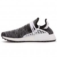 Кроссовки Pharrell Williams x Adidas NMD Hu Trail (Oreo)