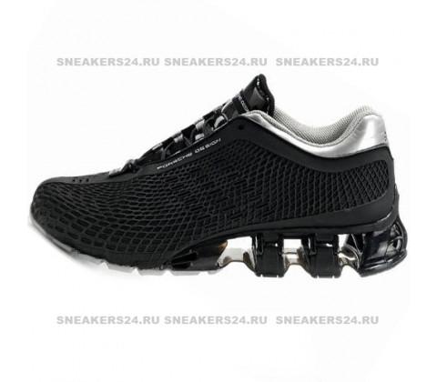 Кроссовки Adidas Porsche Design Black/Grey