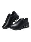 Кроссовки Adidas Porsche Design Black/White Leather One