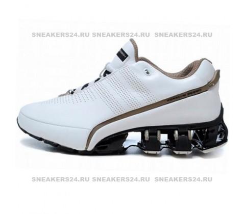 Кроссовки Adidas Porsche Design P5000 Leather White/Brown