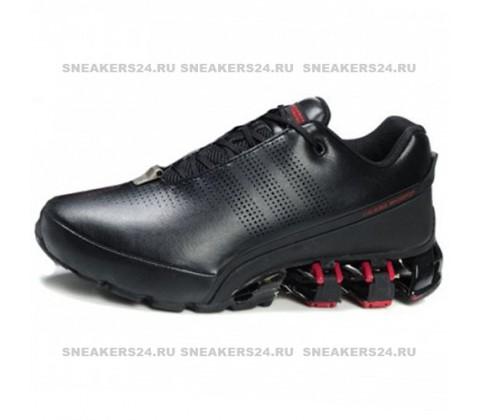 Кроссовки Adidas Porsche Design Run P5000 Red/Black