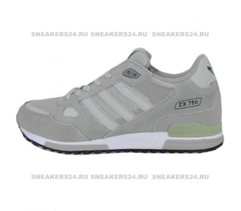 Кроссовки Adidas ZX 750 Light Grey