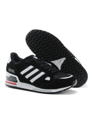 Кроссовки Adidas ZX 750 Black/White