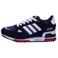 Кроссовки Adidas ZX 750 Blue/White