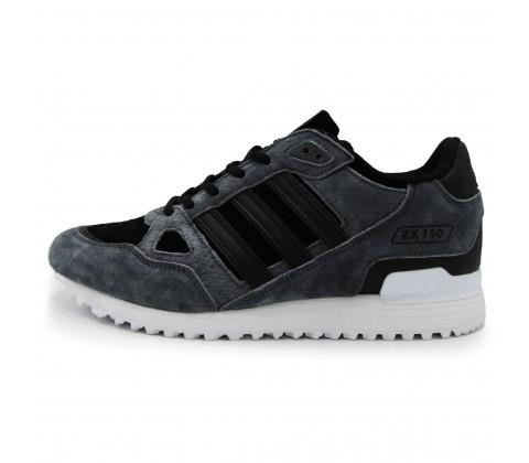 Кроссовки Adidas ZX 750 Dark Grey/Black