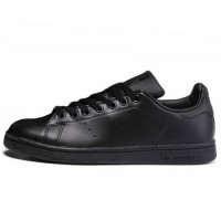 Кроссовки Adidas Originals Stan Smith Core Black/Black/Black